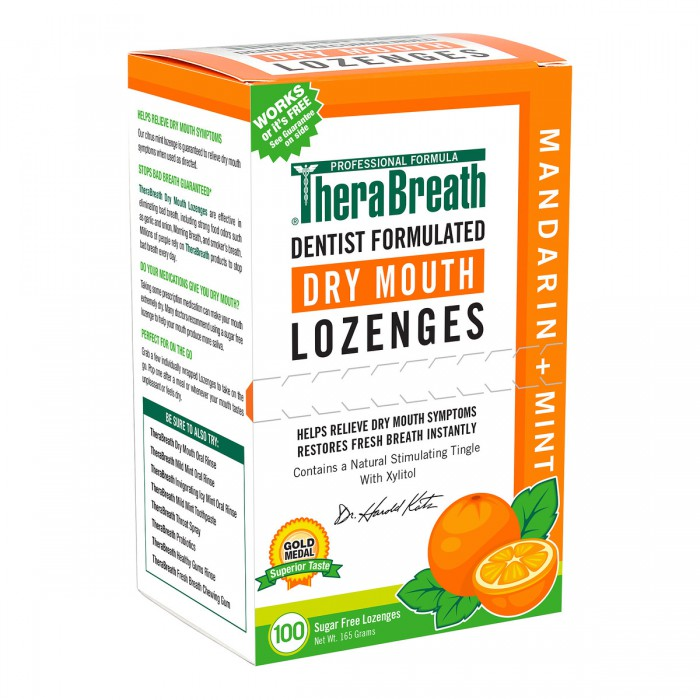 Mouth Wetting Lozenges (100 pcs)