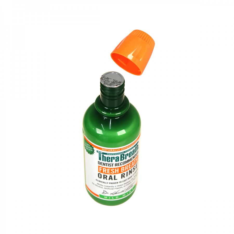 TheraBreath® Mouth Rinse