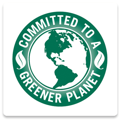 Committed to a Greener Planet